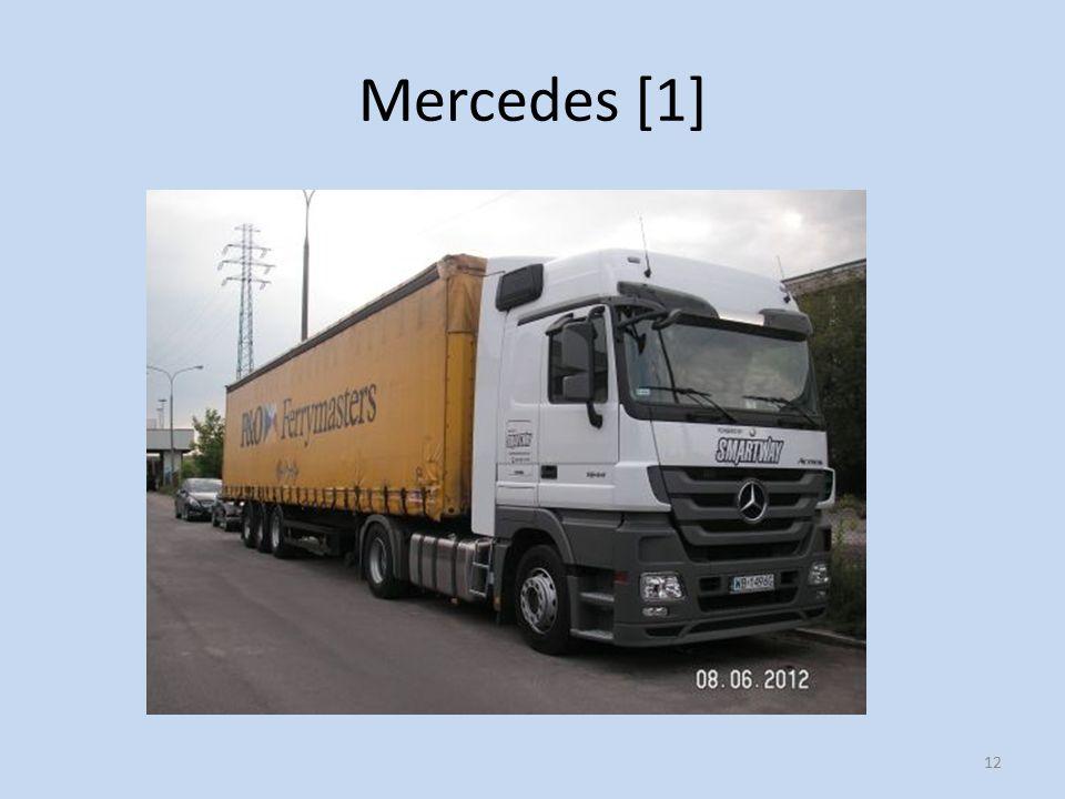 Mercedes [1]